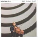 Alban Gerhardt plays Bach, Britten, Kodály