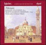 Albinoni: Sonate Da Chiesa Op. 4; Trattenimenti Armonici Op. 6