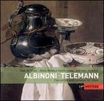 Albinoni & Telemann Concertos & Sonatas for oboe