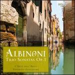 Albinoni: Trio Sonatas, Op. 1