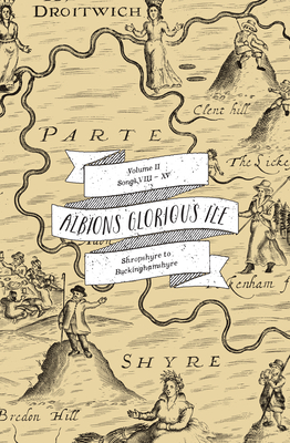 Albion's Glorious Ile: Shropshire to Buckinghamshyre - Avery, Anne Louise (Editor)