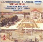 Albrechtsberger, Sperger: String Trios