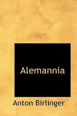 Alemannia - Birlinger, Anton, Dr.