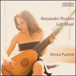 Alessandro Piccinini: Lute Music