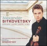 Alexander Sitkovetsky Plays Mendelssohn, Paunufnik, Takemitsu, Bach