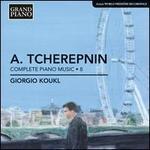 Alexander Tcherepnin: Complete Piano Music, Vol. 8