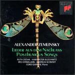 Alexander Zemlinsky: Posthumous Songs