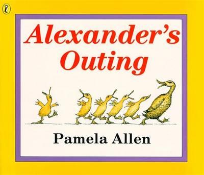 Alexander's Outing - Allen, Pamela