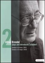 Alfred Brendel: Plays and Introduces Schubert, Vol. 2: Sonatas D845 & D850