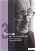 Alfred Brendel: Plays and Introduces Schubert, Vol. 3: Sonata D894/Impromptus D899 & D935