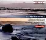 Alfred Schnittke: Piano Concerto No. 2; Piano Quintet; Piano Quartet