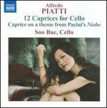 Alfredo Piatti: 12 Caprices for Cello