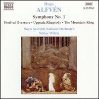 Alfvén: Orchestral Works, Vol.1 - Royal Scottish National Orchestra; Niklas Willén (conductor)