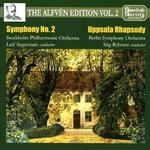 Alfvén: Symphony No. 2; Uppsala Rhapsody