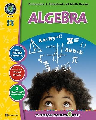 Algebra, Grades 3-5 - Reed, Nat