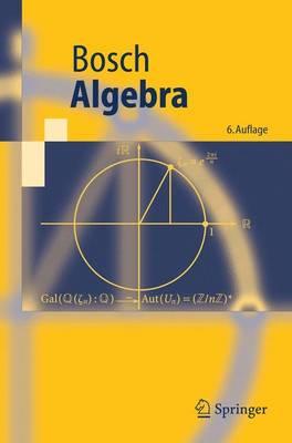 Algebra - Bosch, Siegfried