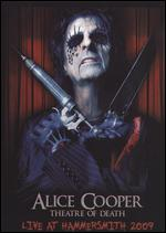 Alice Cooper: Theatre of Death - Live at Hammersmith 2009 [2 Discs] [DVD/CD] - Dave Meehan; Robert Roth