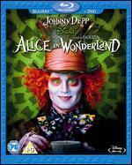 Alice in Wonderland [2 Discs] [Blu-ray/DVD]