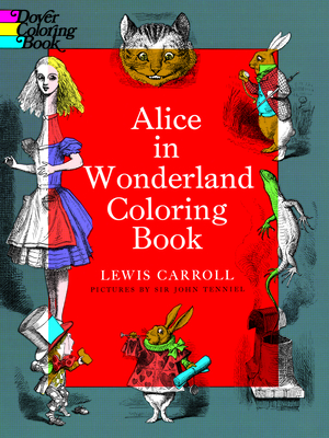 Alice in Wonderland Coloring Book - Carroll, Lewis