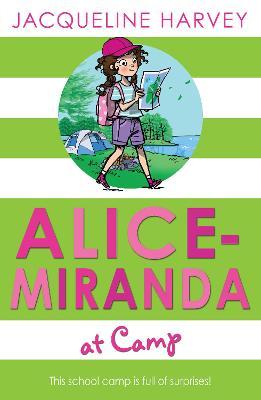 Alice-Miranda at Camp - Harvey, Jacqueline