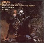 Alkan: Symphony for Solo Piano