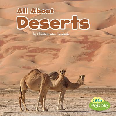 All about Deserts - Gardeski, Christina MIA
