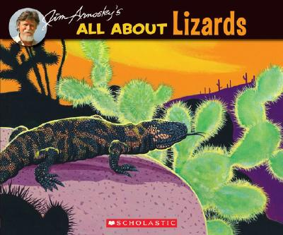 All about Lizards - Arnosky, Jim