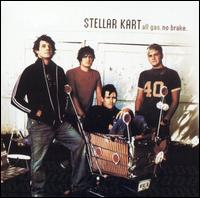 All Gas. No Brake. - Stellar Kart