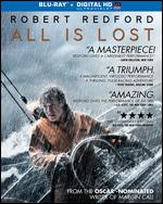 All Is Lost [Includes Digital Copy] [Blu-ray] - J.C. Chandor
