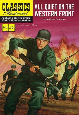 a review of maria remarques all quiet on the western front Compre o livro «all quiet on the western front» de erich maria remarque em wookpt 10% de desconto em cartÃo.