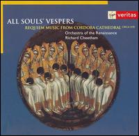All Souls' Vespers - Angus Smith (tenor); Charles Gibbs (bass); Fergus McLusky (tenor); Henry Wickham (baritone); Jean-Louis Comoretto (tenor);...