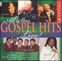 All Star Gospel Hits, Vol. 2: Live - Various Artists