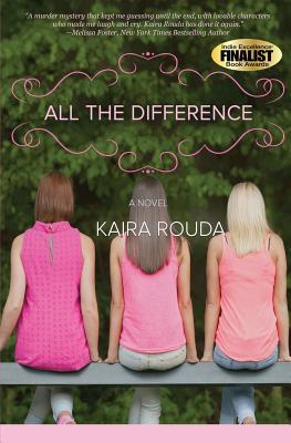 All the Difference: Domestic Suspense - Rouda, Kaira