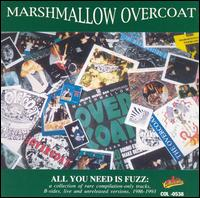 All You Need Is Fuzz - Marshmallow Overcoat