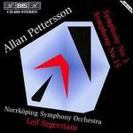 Allan Pettersson: Symphonies Nos. 3 & 15