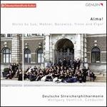 Alma!: Works by Suk, Mahler, Bacewicz, Yinon and Elgar