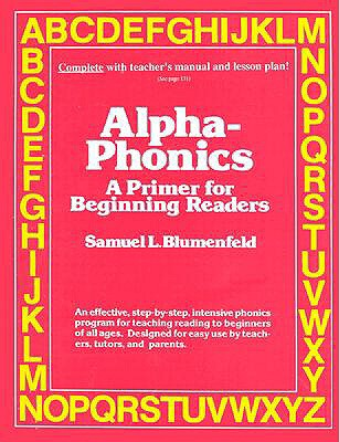 Alpha Phonics Primer for Beginners - Blumenfeld, Samuel