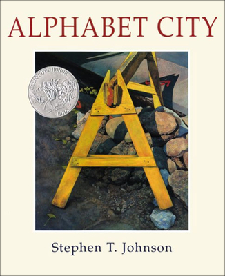 Alphabet City - Johnson, Stephen T