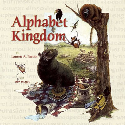 Alphabet Kingdom - Parent, Lauren A