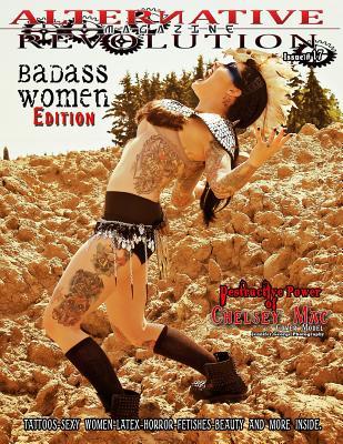 Alternative Revolution Magazine: Issue # 17 Chelsey Mac Cover - Enoches, Michael