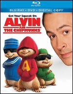 Alvin and the Chipmunks [Blu-ray] - Tim Hill