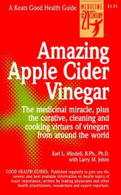 Amazing Apple Cider Vinegar - Mindell, Earl, Rph, Mh, PhD, PH D