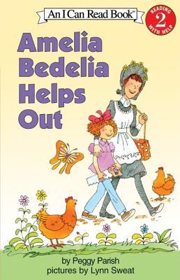 Amelia Bedelia Helps Out - Parish, Peggy