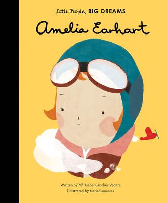 Amelia Earhart - Sanchez Vegara, Maria Isabel