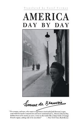 America Day by Day - de Beauvoir, Simone