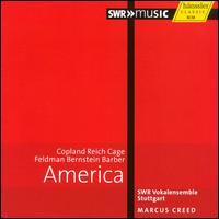 America - Alexander Yudenkov (tenor); Andra Darzins (viola); Angelika Lenter (soprano); Boris Müller (percussion);...