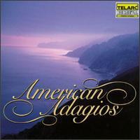 American Adagios - Arietha Lockhart (soprano); Carol Wincenc (flute); Paul Edmund-Davies (flute); Robert McDuffie (violin);...
