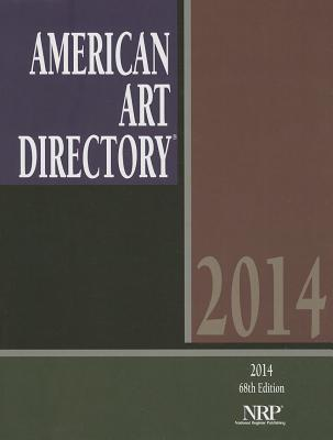 American Art Directory - National Register Publishing (Creator)