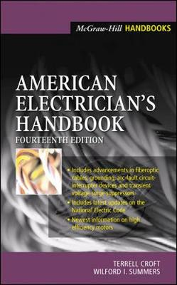 American Electricians' Handbook - Croft, Terrell, and Summers, Wilford I, and Croft Terrell