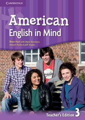 American English in Mind Level 3 Teacher's Edition - Hart, Brian, and Rinvolucri, Mario, and Puchta, Herbert